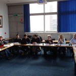 5th partners' meeting in London
