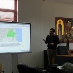 Mr. Christos Makropoulos describes the DSS Tool for the combined and efficient floods and fires risk management.